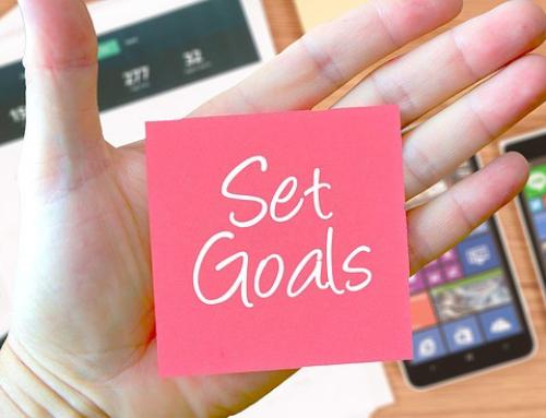 Ready, Set…Goals!